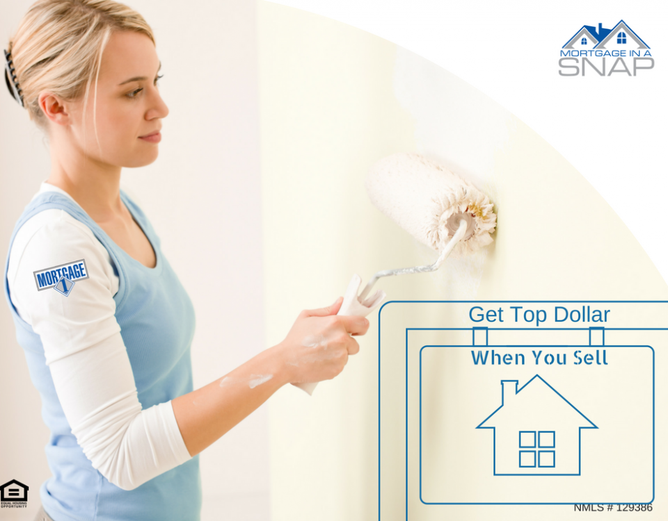 10 Ways to get your home ready to sell